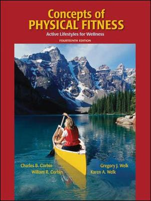 Concepts of Physical Fitness: Active Lifestyles for Wellness (Paperback)