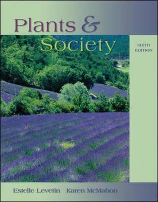 Plants and Society (Paperback)