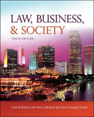 Law Business and Society (Hardback)