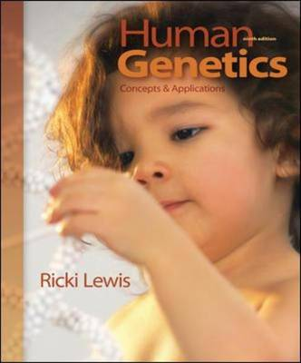 Human Genetics: Concepts and Applications (Paperback)