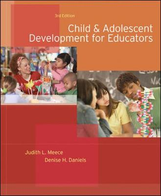 Child and Adolescent Development for Educators (Paperback)