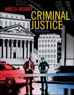 Criminal Justice (Hardback)