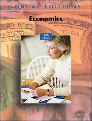 Economics - Annual Editions (Paperback)