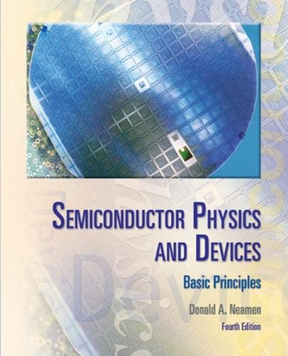 Semiconductor Physics And Devices (Hardback)