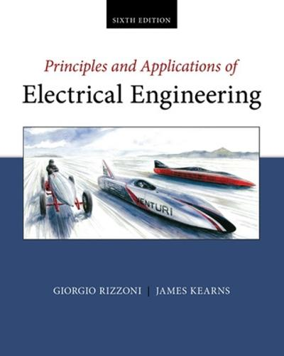 Principles and Applications of Electrical Engineering (Hardback)