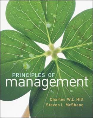 Principles of Management (Hardback)