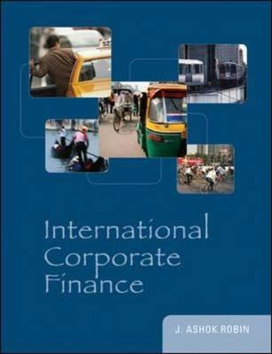 International Corporate Finance (Hardback)