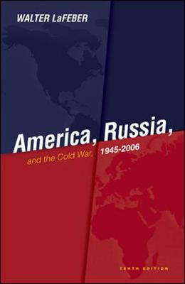 America, Russia and the Cold War 1945-2006 (Paperback)