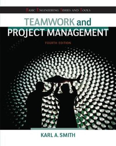 Teamwork and Project Management (Paperback)