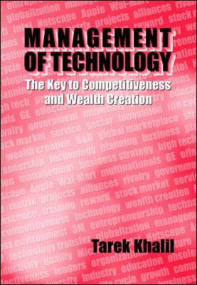 Management of Technology (Hardback)