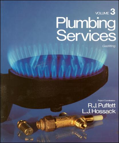 Plumbing Services: Gasfitting, Mechanical Services and Air-Conditioning Vol 3: Gasfitting (Paperback)