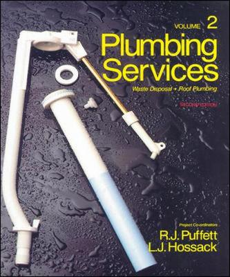PLUMBING SERVICES VOL 2: WASTE DISPOSAL, ROOF PLUMBING (Book)