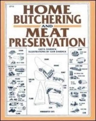 Home Butchering and Meat Preservation (Paperback)