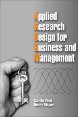 Applied Research Design for Business Management (Paperback)