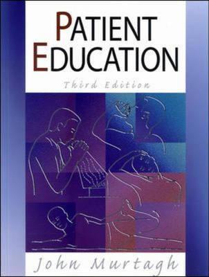 Patient Education (Paperback)
