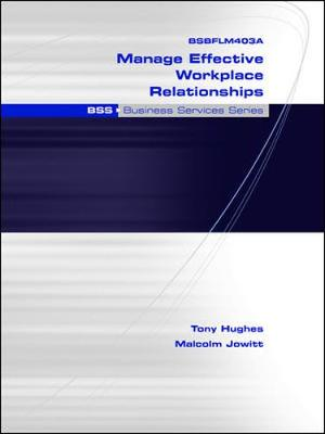 Manage Effective Workplace Relationships - Business Services Series (Paperback)