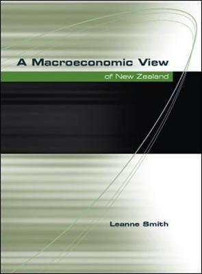 A Macroeconomic View of New Zealand + OLC (Paperback)
