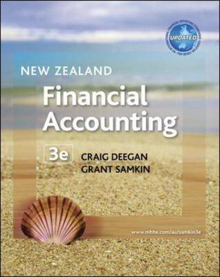 New Zealand Financial Accounting (Paperback)