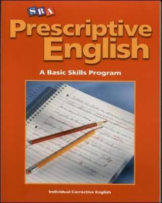 Prescriptive English: Book B - Specific Skills Language Arts (Paperback)
