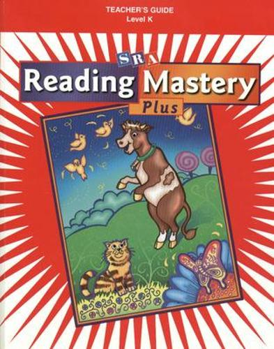 Reading Mastery Plus Grade K, Additional Teacher Guide - READING MASTERY LEVEL K (Paperback)