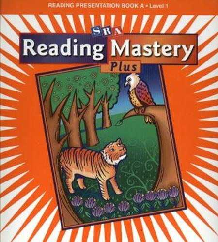 Reading Mastery 1 2002 Plus Edition, Teacher Presentation Book A - READING MASTERY SIGNATURE SERIES (Hardback)