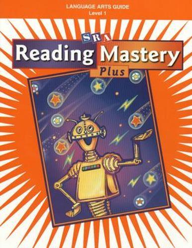 Reading Mastery 1 2002 Plus Edition, Language Arts Guide - READING MASTERY SIGNATURE SERIES