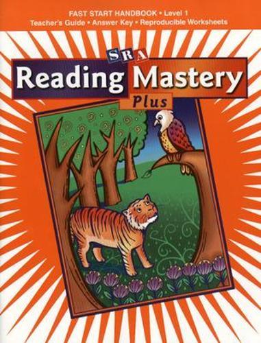 Reading Mastery 1 2002 Plus Edition, Fast Start Handbook - READING MASTERY SIGNATURE SERIES (Paperback)