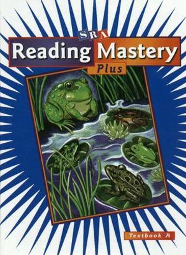 Reading Mastery Plus Grade 3, Textbook A - READING MASTERY LEVEL III (Hardback)