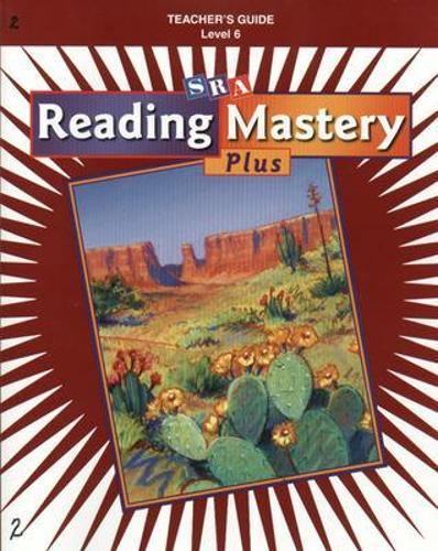 Reading Mastery Plus Grade 6, Additional Teacher Guide - READING MASTERY LEVEL VI (Paperback)