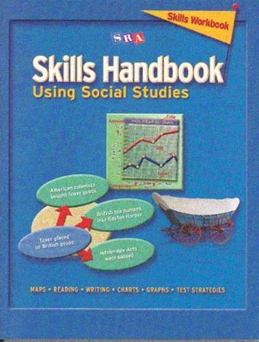 Skills Handbook: Using Social Studies, Workbook Level 4 - SOCIAL STUDIES (Paperback)