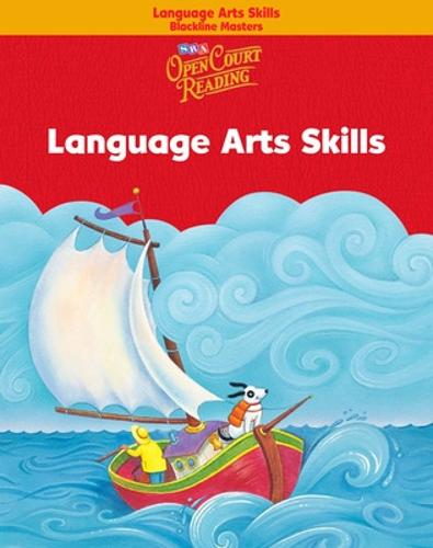 Open Court Reading, Language Arts Skills Blackline Masters, Grade K - IMAGINE IT (Paperback)