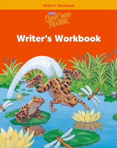 Open Court Reading, Writer's Workbook, Grade 1 - IMAGINE IT (Paperback)