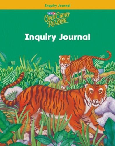 Open Court Reading, Inquiry Journal, Grade 2 - IMAGINE IT (Paperback)