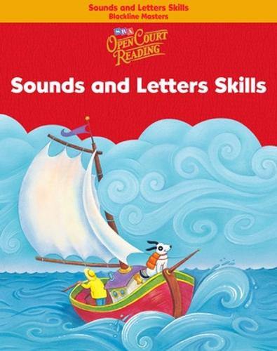 Open Court Reading, Sounds and Letters Skills Blackline Masters, Grade K - IMAGINE IT (Paperback)