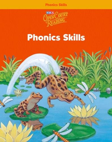 Open Court Reading, Phonics Skills Workbook, Grade 1 - IMAGINE IT (Paperback)