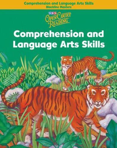 Open Court Reading, Comprehension and Language Arts Skills Blackline Masters, Grade 2 - IMAGINE IT (Paperback)