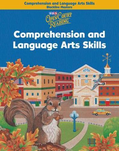 Open Court Reading, Comprehension and Language Arts Skills Blackline Masters, Grade 3 - IMAGINE IT (Paperback)