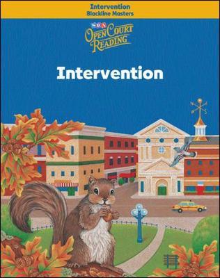 Open Court Reading, Intervention Blackline Masters, Grade 3 - IMAGINE IT (Paperback)