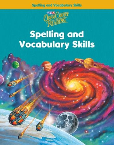 Open Court Reading, Spelling and Vocabulary Skills Workbook, Grade 5 - IMAGINE IT (Paperback)