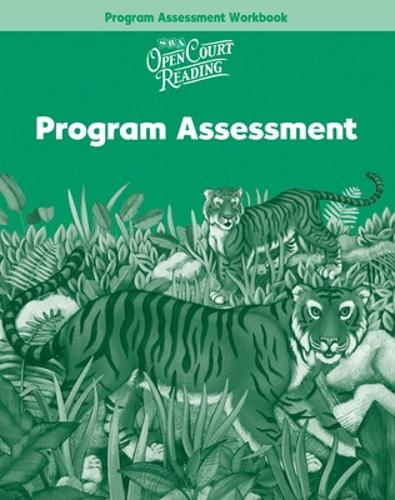 Open Court Reading, Program Assessment Workbook, Grade 2 - IMAGINE IT (Paperback)