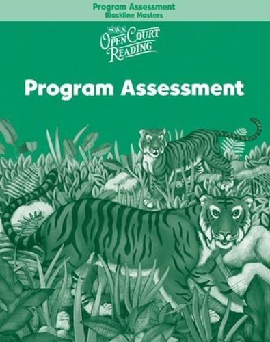 Open Court Reading, Program Assessment Blackline Masters, Grade 2 - IMAGINE IT (Paperback)