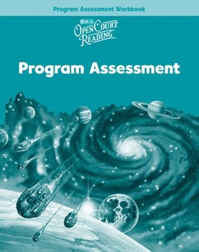 Open Court Reading, Program Assessment Workbook, Grade 5 - IMAGINE IT (Paperback)
