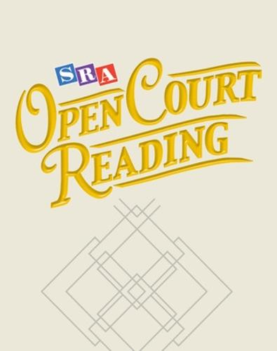 Open Court Reading, Overhead Transparencies, Grade K - IMAGINE IT (Paperback)