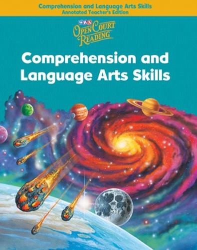 Open Court Reading, Comprehension and Language Arts Skills Annotated Teacher's Edition, Grade 5 - IMAGINE IT (Paperback)