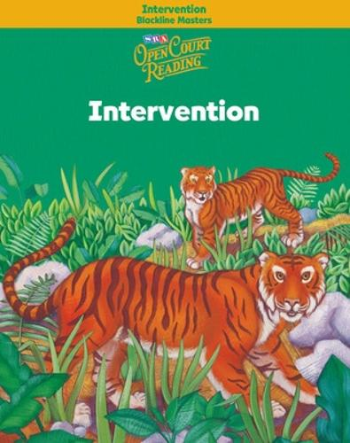 Open Court Reading, Intervention Blackline Masters, Grade 2 - IMAGINE IT (Paperback)