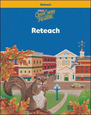 Open Court Reading, Reteach Workbook, Grade 3 - IMAGINE IT (Paperback)