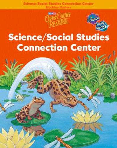 Open Court Reading, Science and Social Studies Connection Center Blackline Masters, Grade 1 - IMAGINE IT (Paperback)