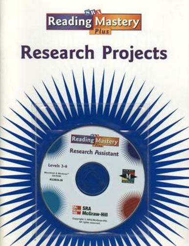 Reading Mastery Level 3 Research Projects - READING MASTERY LEVEL III (Paperback)