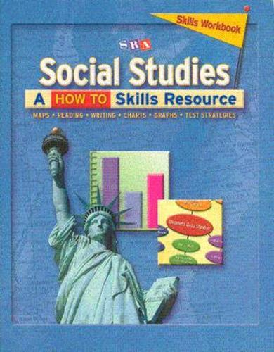 Skills Handbook: Using Social Studies, Workbook Level 5 - SOCIAL STUDIES (Book)