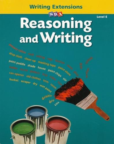 Reasoning and Writing Level E, Writing Extensions Blackline Masters - CORRECTIVE READING CA REACH (Paperback)